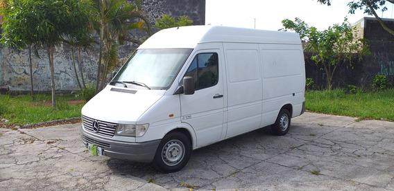 Sprinter 312 Longa Teto Alto Diesel