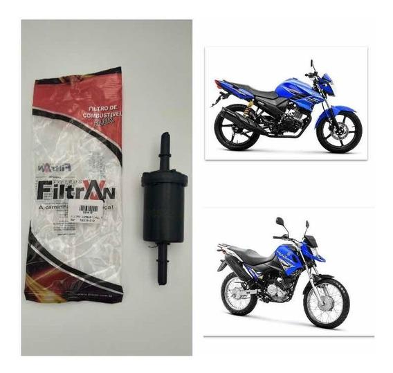 Filtro Gasolina Fazer/crosser-150/250 Filtran 004519