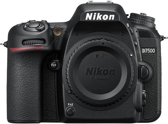 Nikon D7500 Corpo Usado.
