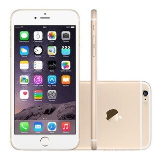 iPhone 6 Plus 16gb Ouro
