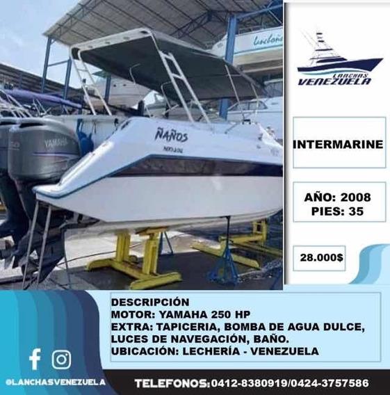 Lancha Intermarine