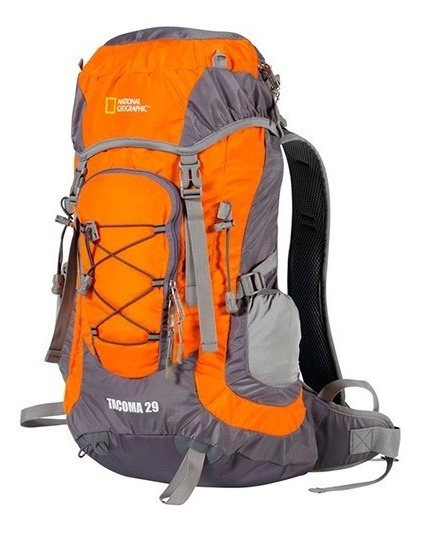 Mochila Impermeable National Geographic Montaña Tacoma 29lts
