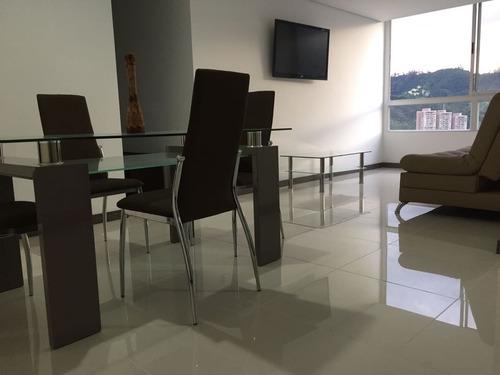 Imagen 1 de 14 de Apartamento Amoblado En Alquiler Por Dias
