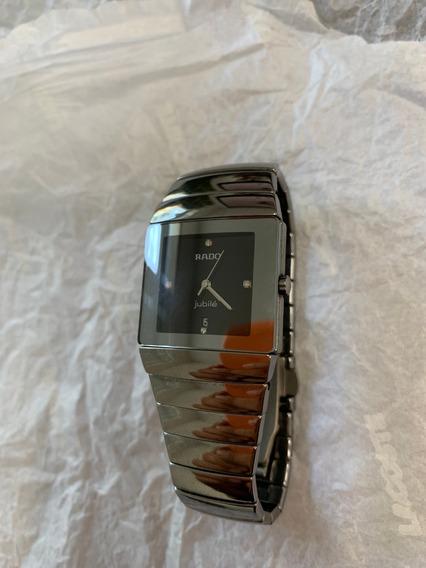 Relógio Rado Sintra Super Jubile Cor Slate Gray