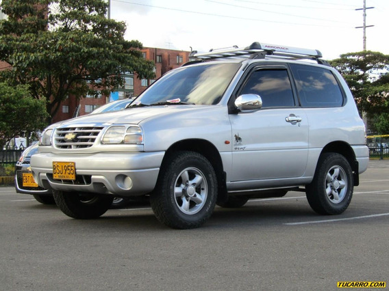 Chevrolet Grand Vitara Mt 1600 Aa Ab Abs 4x4