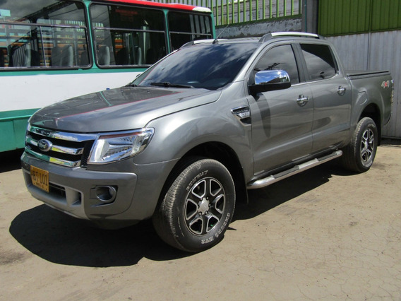 Ford Ranger Limited 3.2 Mt 4x4