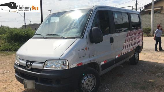 Peugeot Boxer Minibus - Ano 2014 - Johnnybus