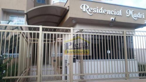 Apartamento Com 2 Dormitórios À Venda, 64 M² Por R$ 290.000,00 - Centro - Sumaré/sp - Ap1250