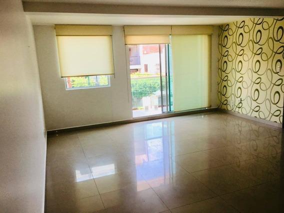 Departamento En Renta Calle Palenque, Narvarte Oriente