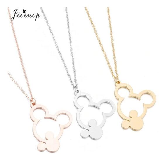 Mickey Mouse Collar Disney Detalle Hermoso