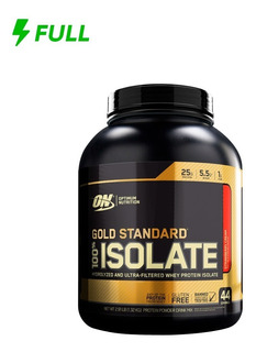 Whey Protein Isolate Gold Standard 100% Optimum 1,3kg