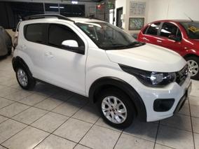 Fiat Mobi 1.0 Way On Flex 5p 2017 Única Dona