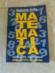 Matemática - Volume Único - Ensino Médio Roberto Ávila