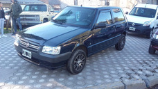 Vendo Fiat Uno Fire 3 Ptas Base Km 117000 !!!