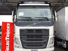 Volvo New Fh 460 6x4 2016 Teto Alto Globetrother Selectrucks