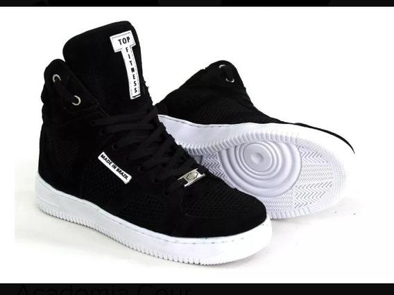 Sneakers Tenis Fitness Masculino Feminino Bota
