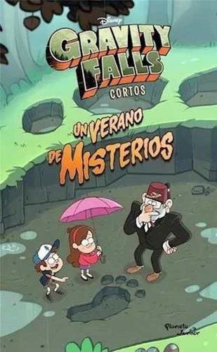 Imagen 1 de 2 de Gravity Falls: Un Verano De Misterios - Disney
