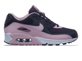 Tênis Feminino Nike Air Max 90 - Rosa