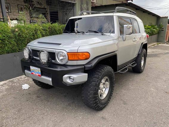 Toyota Fj Cruiser Japonesa Automática