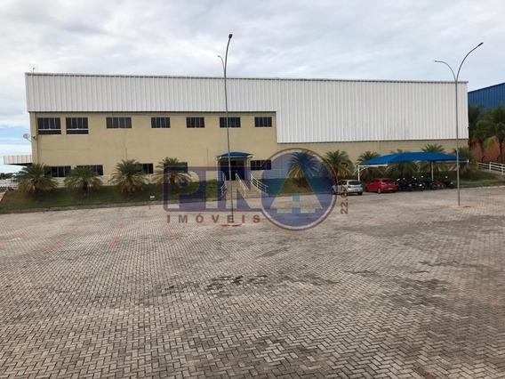 Galpão Para Aluguel, Polo Empresarial Goiás - Gl00085 - 34668058