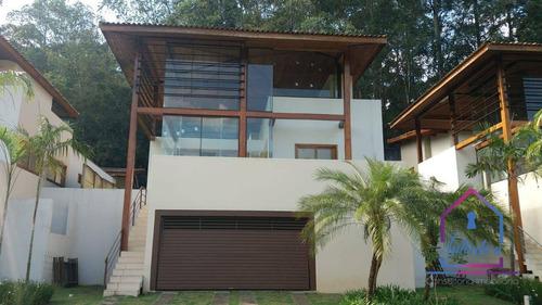 Imagem 1 de 19 de Casa Com 3 Dormitórios À Venda, 212 M² Por R$ 890.000 - Vila Flórida - Cotia/sp - Ca1318