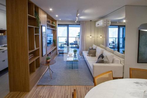 Imagem 1 de 18 de Apartamento 03 Quartos (01 Suíte) E 02 Vagas No Cabral, Curitiba - Ap2081