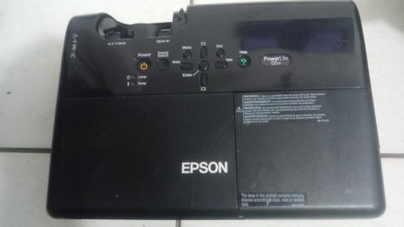 Projetor Lcd Multimídia Epson S5 No Estado