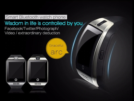 Relógio Smart Watch Chip Celular Android