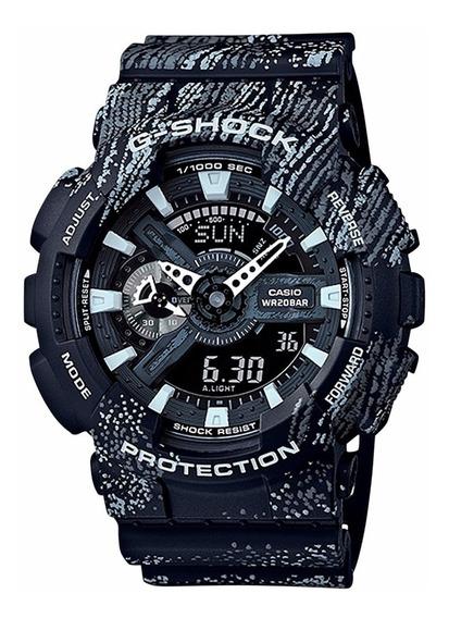 Relógio G-shock Ga-110tx-1a Original Nfe + Garantia