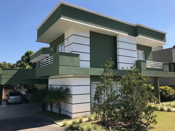 Casa Residencial À Venda, Alphaville Graciosa, Pinhais. - Ca0045