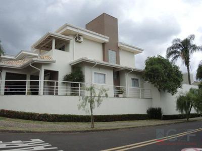 Lindo Sobrado Condomínio, Jardim Soleil, Valinhos. - Ca1351