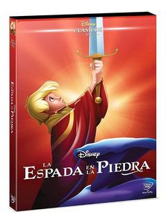 Película La Espada En La Piedra Edición Diamante Dvd Disney