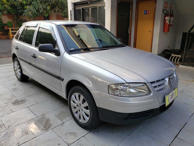 Volkswagen Gol 1.6 Power 05/06 Flex 4 Portas