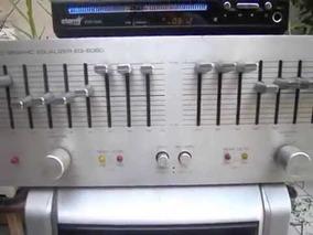 Equalizador Cce Studios 6060/redutor De Ruídos Cygnus Nr800