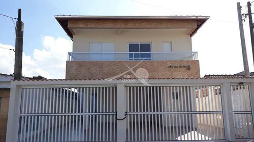 Imagem 1 de 30 de Casa De Condomínio Em Praia Grande, Vila Sônia - V5065