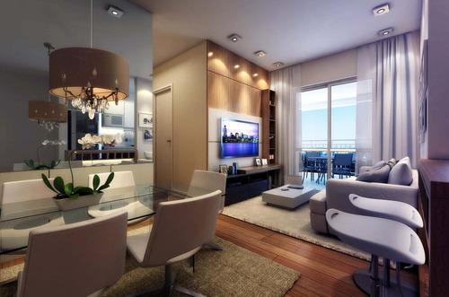 Imagem 1 de 12 de Apto Vila Prudente/sp 56m 2 Dorms 1 Suite 1 Vaga Spaulo