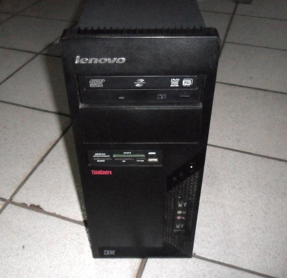 Cpu Lenovo Dual Core 2.0 / 3gb Ram / 160 Hd / Wifi