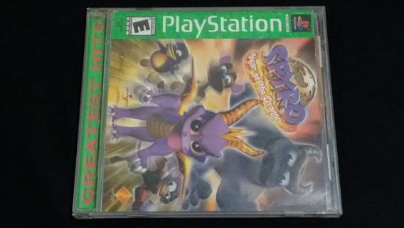 Spyro Year Of The Dragon Organinal Completo Ps1 Playstation