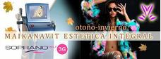Depilación Definitiva Laser Soprano- Promo 3 Zonas Chicas