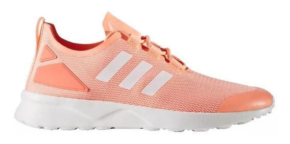 adidas zx flux rosas y negras