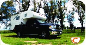 Camper Para Camionetas Doble Cabina Dodge Ram