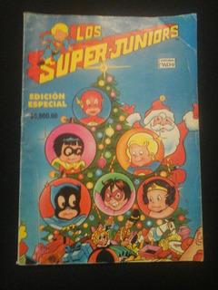 Los Super Juniors Justice League Comic Vid