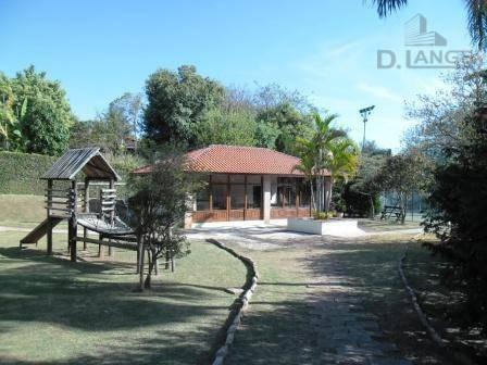 Vendo - Cond. Gramado - Bela Casa Com 3 Dormitórios + Escritório - Campinas Sp - Ca5907