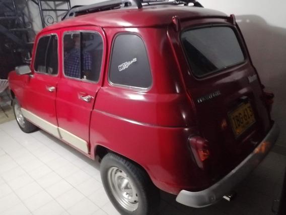 Renault R 4 Se Vende R4 Plus
