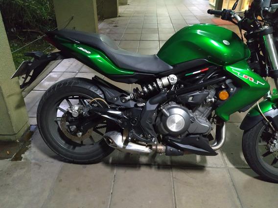 Moto Benelli Tnt 300 Permuto Por Auto