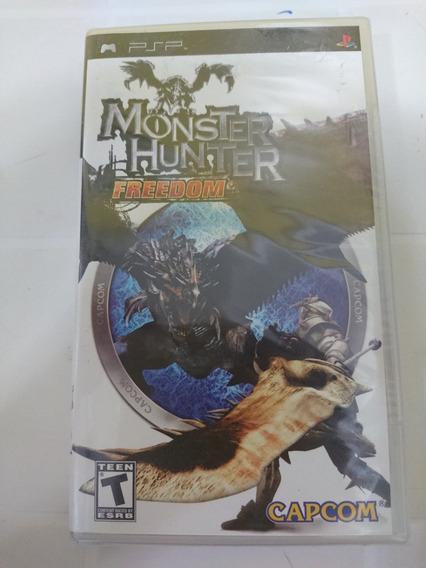 Monster Hunter Freedom Lacrado!