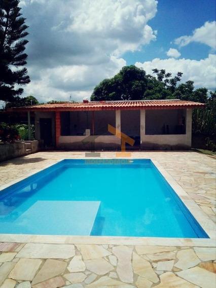 Chácara Residencial À Venda, Chácaras Cruzeiro Do Sul, Campinas - Ch0103. - Ch0103