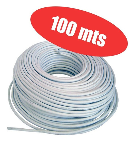 Rollo Cable Utp Cat5e 100 Metros Redes Cctv Internet