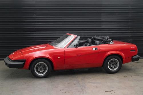 Imagem 1 de 15 de 1977 Triumph Tr7