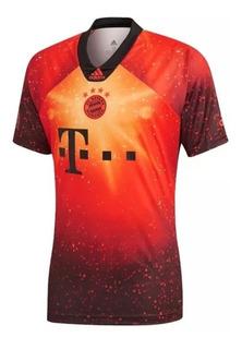 Camisa Bayern Munique 2018 Ea Sports Oficial Super Promoção